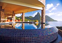 Jade Mountain - St Lucia